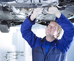 regular vehicle servicing